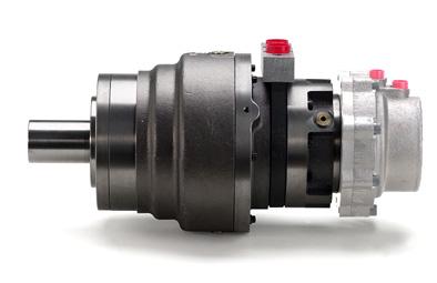 Axial vane hydraulic motors von ruden manufacturing for Von ruden hydraulic motor