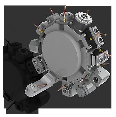 Driven tools main von ruden manufacturing for Von ruden hydraulic motor