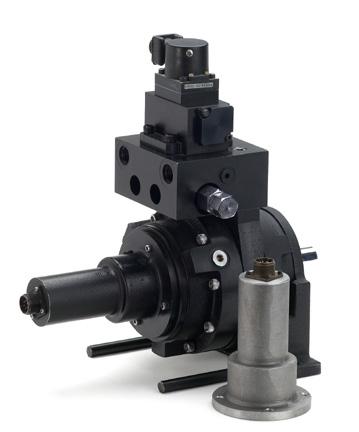 Hydraulic motors systems von ruden manufacturing for Von ruden hydraulic motor